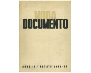 Documento Moda. Anno II - Estate 1942 - XX